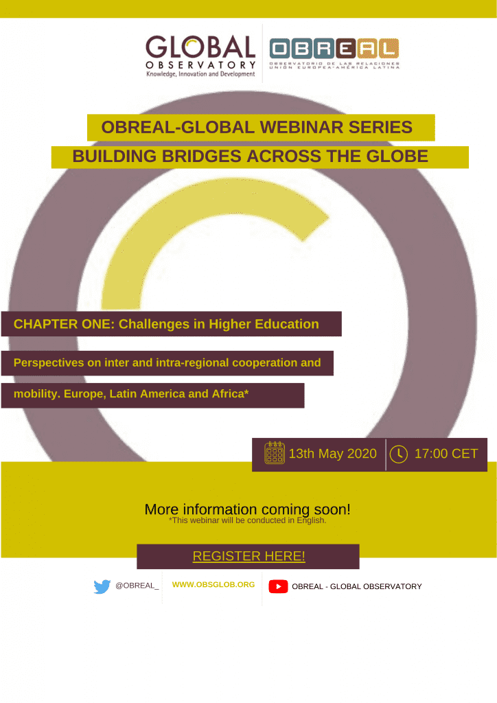 OBREAL-GLOBAL Webinar series